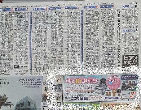 道新広告H28.4.28